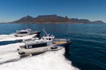 Inboard crew boat / aluminum