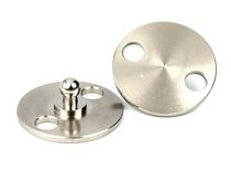 Boat snap fastener / for covers / stainless steel