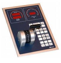 Ship control panel / propulsion / with control lever