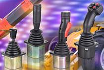 Multi-function joystick / for ships