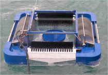 Multi-brush oil skimmer