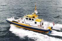 Aluminum pilot boat