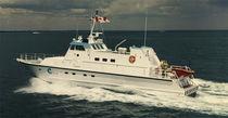 Aluminum oceanographic research boat