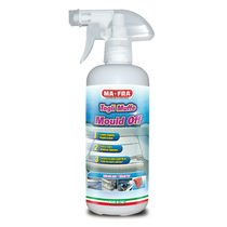 Mold cleaner / for inflatable boats