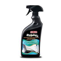 Fiberglass cleaner / for boats