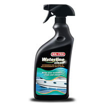 Waterline cleaner / for boats / biodegradable