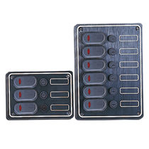 Boat control panel / electrical circuit / weathertight