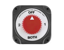 Boat battery switch