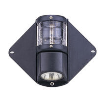 Boat navigation lights / LED / white / masthead