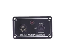 Boat switch / for pumps / for bilge pumps