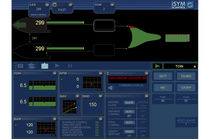 Monitoring and control system for ship engine rooms