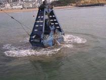 Bulk cargo grab / for ships