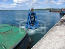 Bulk cargo grab / for dredging / claw / for bulk carriers