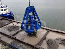 Bulk cargo grab / for dredging / claw / for ships