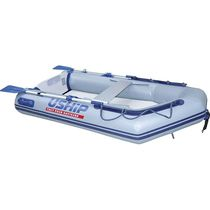 Outboard inflatable boat / foldable / 4-person max. / 5-person max.
