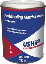 Pleasure boat antifouling / hard matrix / multi-use