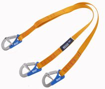 Safety harness tether / boat