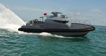 Inboard patrol boat