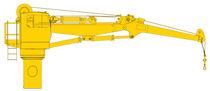 Ship crane / deck / articulated / active heave compensation