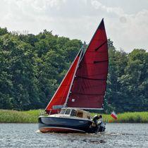 Cruising sailboat / 4-berth / with bowsprit