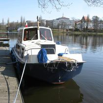 Outboard express cruiser / hard-top / 6-person max. / 5-berth