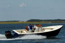 Outboard center console boat / offshore / traditional
