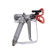 Spray gun / shipyard
