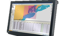 Navigation software / management / for ships