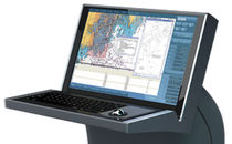 Digital electronic ECDIS-compliant nautical chart