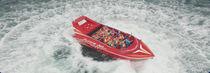 Inboard waterjet passenger boat / aluminum