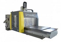 5-axis high-speed CNC vertical machining centre for composites or resins (for boatyards and shipyards) DYNAMIC Sahos