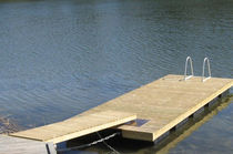 Dock gangways / standard / wooden
