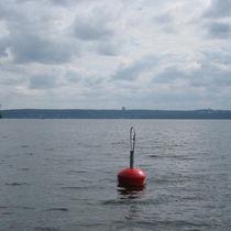 Mooring buoy / rod