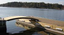Dock gangways / standard / curved