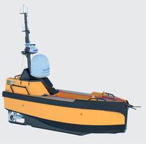 Oceanographic survey autonomous surface vehicle / patrol / for environmental measurements / for hydrographic surveys
