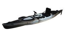 Sit-on-top kayak / rigid / fishing / racing