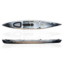 Sit-on-top kayak / fishing / racing / 1-person