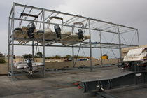 Boat rack / for dry storage