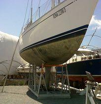 Sailboat cradles / mobile