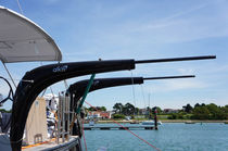 Yacht davit / electric