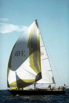 Asymmetric spinnaker / for cruising sailboats