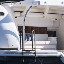 Yacht shower / stainless steel
