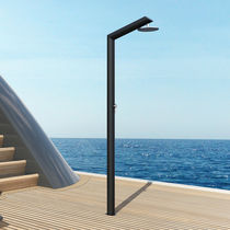 Yacht shower / carbon