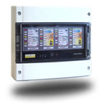 Ship central unit / for monitoring and alarm systems / for yachts