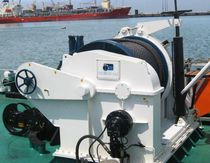 Tugboat capstan / hydraulic / electric