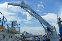 Ship crane / deck / telescopic / articulated