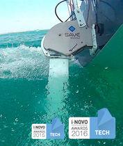 Boat hydrogenerator