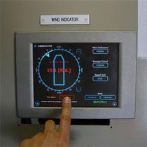 Wind anemometer / marine / digital / fixed