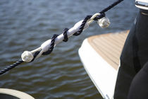 Mooring shock absorber / for boats