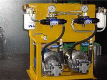 Ship hydraulic power unit